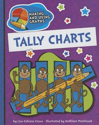 Tally Charts By Cocca, Lisa Colozza